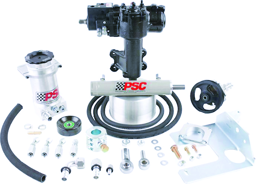 Hydraulic Assist Cylinders : New at summit racing equipment performance steering