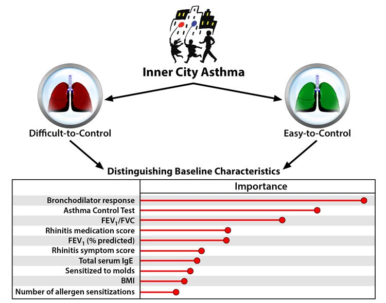 Characteristics of inner-city children with asthma: The ...