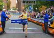 2016 Eversource Hartford Marathon winner Brian Harvey