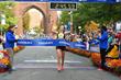 2016 Eversource Hartford Marathon women's winner Elizabeth Ryan