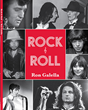 Rock & Roll 80 plus pages in a soft cover black & white and color photo book, containing over 130 photographs
