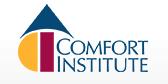 Comfort Institute logo