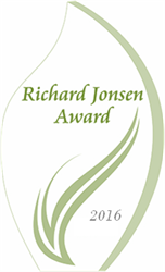 Graphic of Richard Jonsen 2016