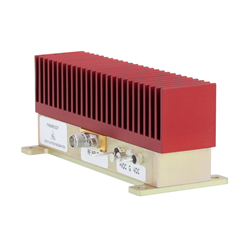 Broadband Power Amplifier from 10 MHz to  15 GHz with 600 mW Power and 12 dB Gain