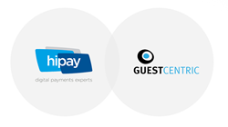 GuestCentric and HiPay partnership