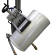 Packline Release New Lifting And Rotating Clamp Attachment For Handling Rolls of Film Or Foil