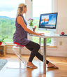 Vermont-Based QOR360 Launches New Ergonomic Office Chairs for Back Pain