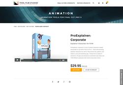 ProExplainer Corporate - FCPX Plugin - Pixel Film Studios