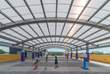 Duo-Gard's Canopy Creates Rooftop Playground
