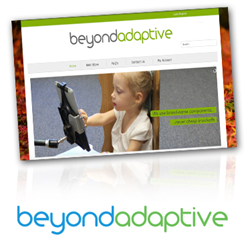 Beyond Adaptive website and new logo