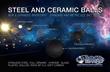 Steel and Ceramic Balls
