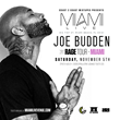 "Celebrity Rap Artist Joe Budden Brings ""The Rage Tour"" To Miami Beach Music Venue"