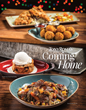 "Tony Roma's Brings Fans ""Home for the Holidays"" with Tasty Comfort Foods Packing Major Flavor"