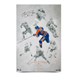 NHL® Superstar Connor McDavid Inks Exclusive Multi-Year Autograph Memorabilia Deal with Upper Deck