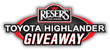 "Reser's Fine Foods Presents ""Toyota® Highlander® Giveaway"" Sweepstakes Winner With Keys To a New Vehicle—And a VIP Race Weekend With Driver Erik Jones"