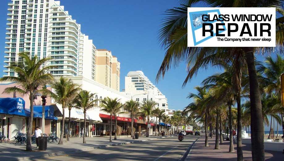 Fort Lauderdale Sliding Glass Door Repair Service Express Glass