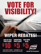 Mighty's 2016 Wiper Rebate