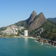 View of shoreline in Rio captured by Aeryon SkyRanger sUAS