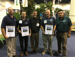 Group from City of Ormond Beach and Yellowstone, Florida receive awards