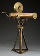 Lot 4247, a rare Colt 1883 U.S. Navy Gatling Gun on original bronze base, sold for $174,800.
