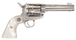 Lot 4258, a factory engraved Colt SA by Cuno Helfricht, sold for $57,500.