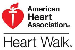 Heart and Stroke Walk