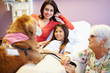 New Research to Study Whether Therapy Dogs Can Lower Dose of Sedation in Children Undergoing Surgery