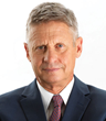 Libertarian Presidential Candidate Gary Johnson to speak at Liberty University on Oct. 17