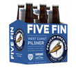 Pelican Brewing Company Releases New West Coast-inspired Pilsner, Five Fin, to Support Salmon Recovery Efforts on North Oregon Coast