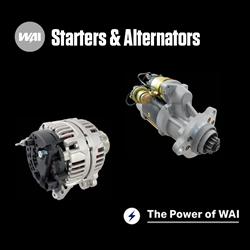 Starters & Alternators