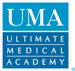 Ultimate Medical Academy's Logo
