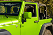 Boomerang Releases Color-matched ColorPro™ Mirror Caps For 2007-2017 Jeep Wranglers