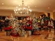 Lobby Santa & Sleigh
