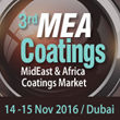 3rd MidEast & Africa Coatings Outlines Opportunities Fueled by Construction Boom