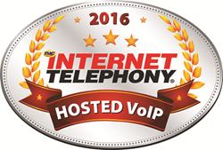 Hosted VoIP Award Winner