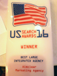 US Search Awards At #Pubcon - Aimclear® Named Best Large Integrated Search Agency