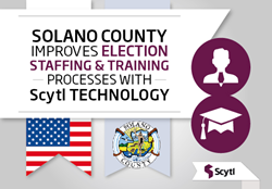 Scytl Poll Worker Management and Election Training Solano County US Presidential Elections 2016