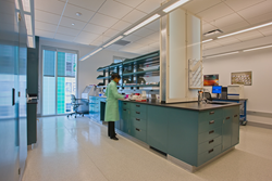 The New Orleans BioInnovation Center is a nonprofit life sciences business incubator with facilities and programs aimed at fostering entrepreneurship and economic growth in Louisiana.