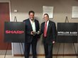 Sharp Appoints A+ Technology & Security Solutions First Authorized Dealer and Integrator of Sharp INTELLOS™ A-UGV