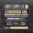 Legendary UK DJ Tim Westwood Judges Coast 2 Coast LIVE UK Edition Music Showcase