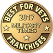 CruiseOne®/Dream Vacations Ranked #1 Best for Vets Franchise Three Years in a Row