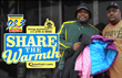 AmeriCash Loans Sponsors 'Share the Warmth' Coat Drive in Milwaukee