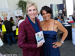 "Debbi DiMaggio's new book, ""Real Estate Rules!"" debuted at Doris Bergman's 7th Annual Style Lounge"