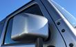 Jeep Wrangler JK - ColorPro Mirror Cap - Billet Silver Metallic