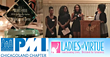 Ladies of Virtue Awards Two Community Partners - PMI Chicagoland and True Star Foundation