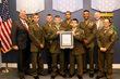 The Young Marines Garners 8th Fulcrum Shield Award from U.S. Dept. of Defense for Anti-drug Education