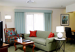 Residence Inn Herndon - Suite Sitting Area
