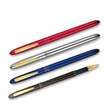 Ceramic tipped fast drying pens