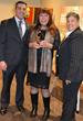 Carlos Bollar-HBA President, Soraida Martinez-Artist, Albertina Webb-Lawyer
