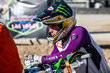 Monster Energy's Axell Hodges Takes Second Place in the Monster Energy FMX High Rollers QuarterPipe Big Air Contest